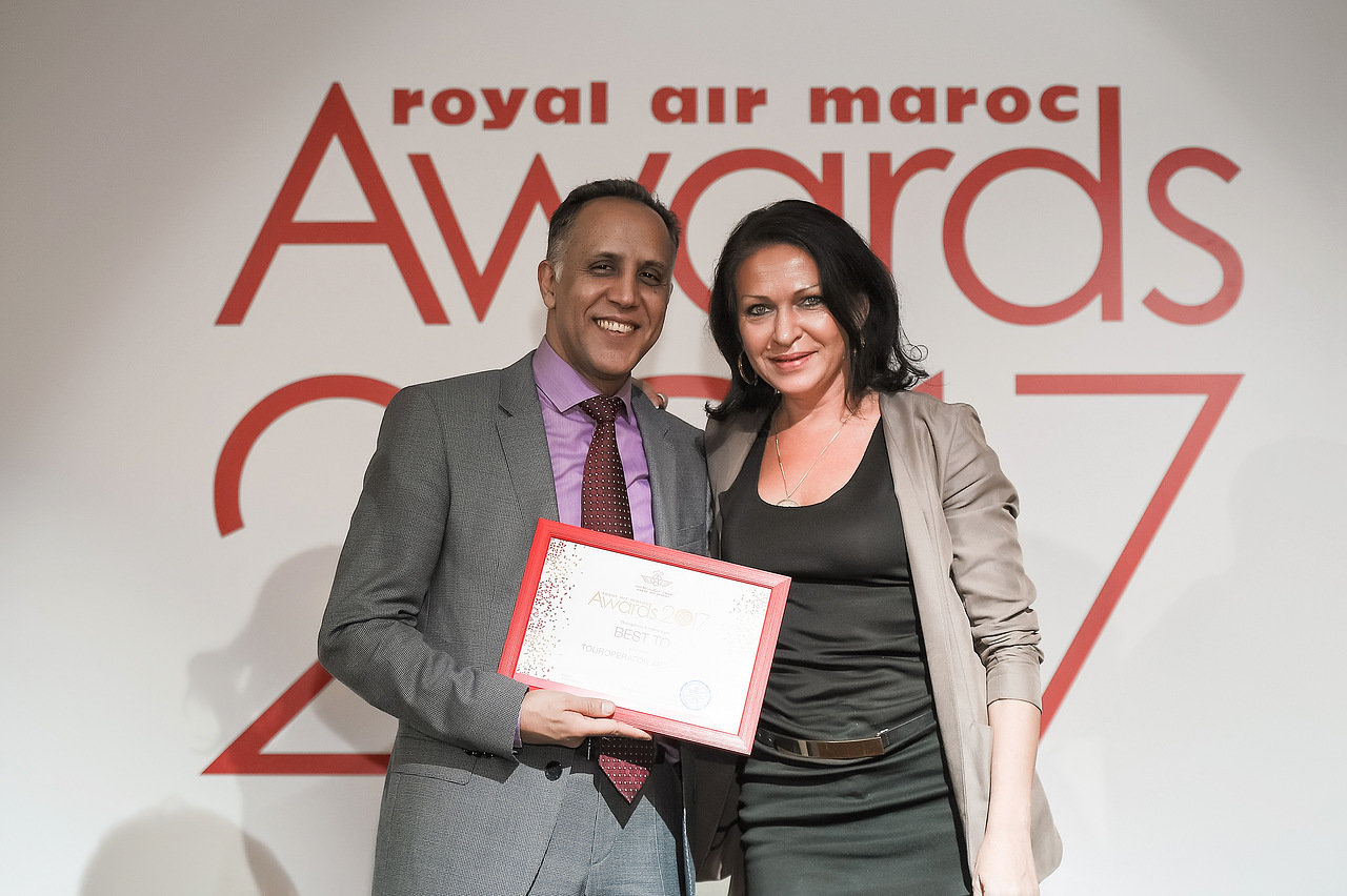 Royal Air Maroc Awards 2017