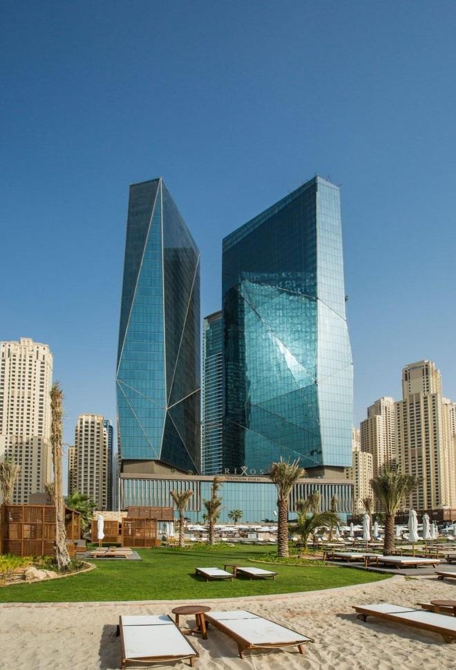 «АРТ-ТУР»  представил новый отель Rixos Premium Dubai