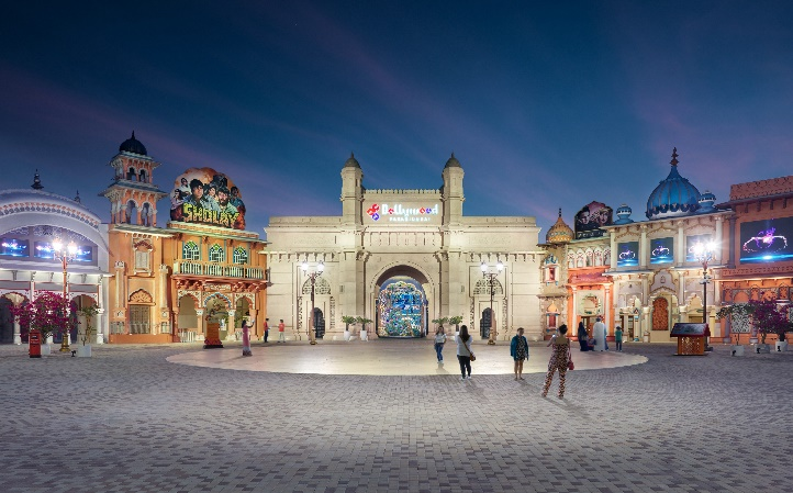 Билеты в Dubai Parks and Resorts в подарок к туру в Дубай!