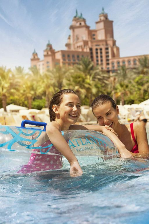 Atlantis The Palm 5* Deluxe дарит путешествие мечты!