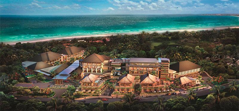 Mövenpick. Открытие нового отеля на Бали