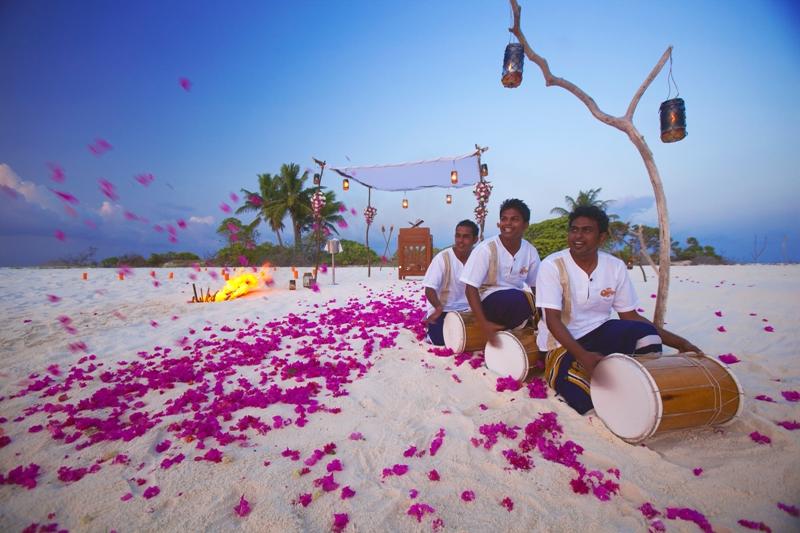 Программа поощрения от The Residence Maldives