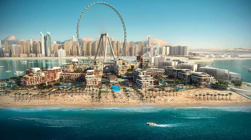Jumeirah Group подписала соглашение об управлении первым отелем Venu в Дубае!