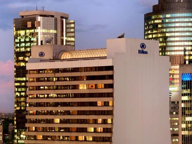 Brisbane Hilton