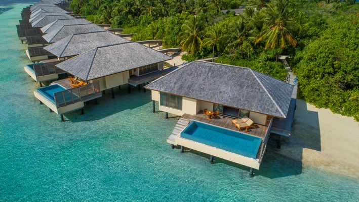 The Residence Maldives Dhigurah 5*