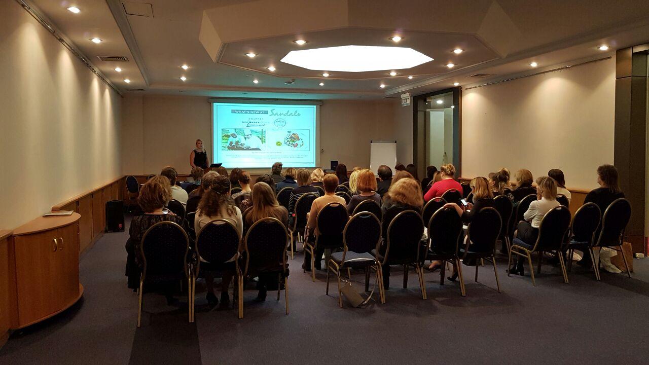 «АРТ-ТУР» провел увлекательную презентацию в Екатеринбурге.