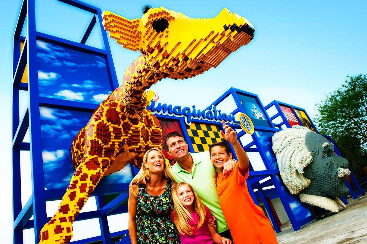 Лучший тематический парк развлечений открывается в Дубае 31 октября! А вы готовы?