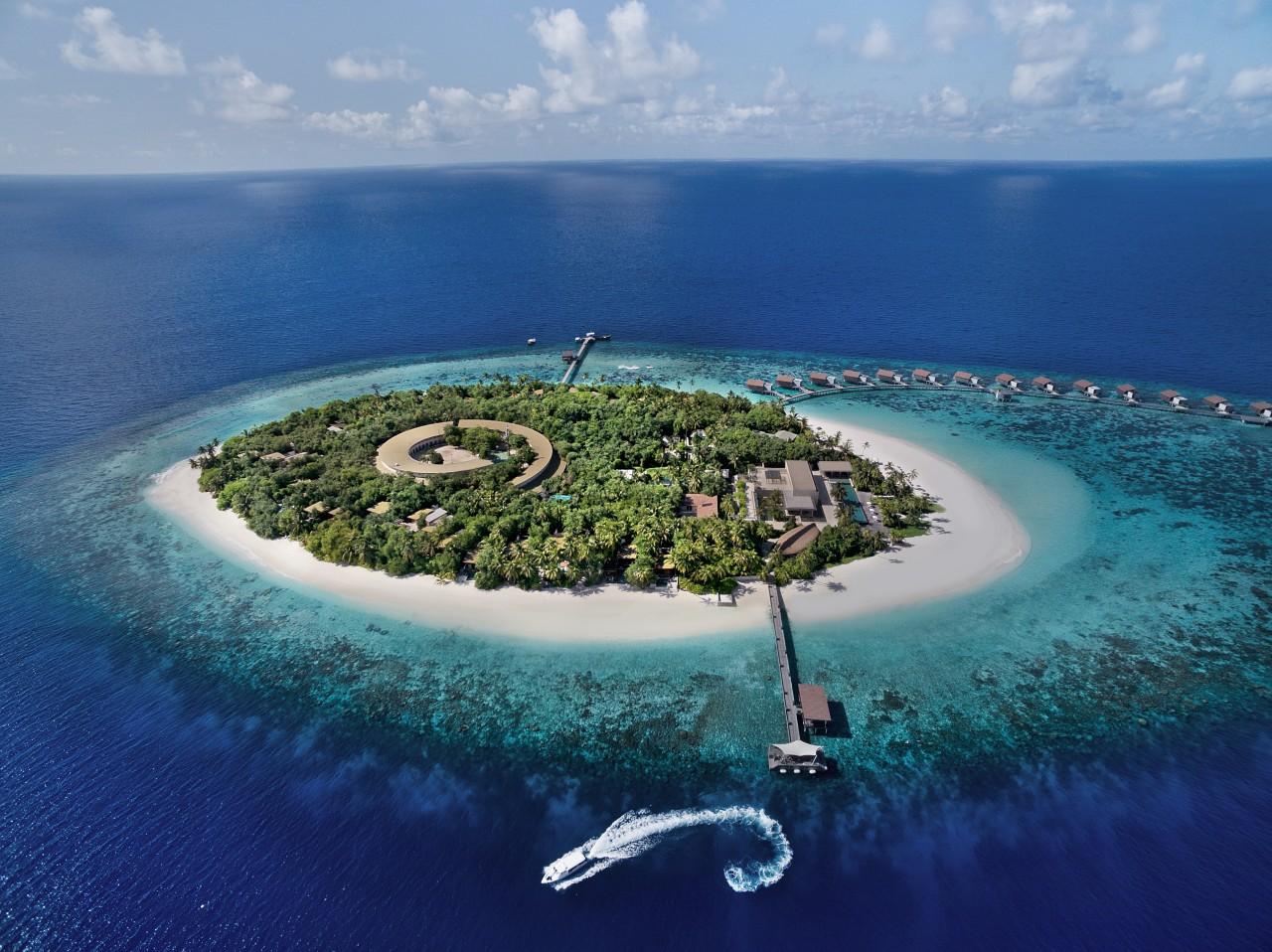 Park Hyatt Maldives Hadahaa 5*Deluxe