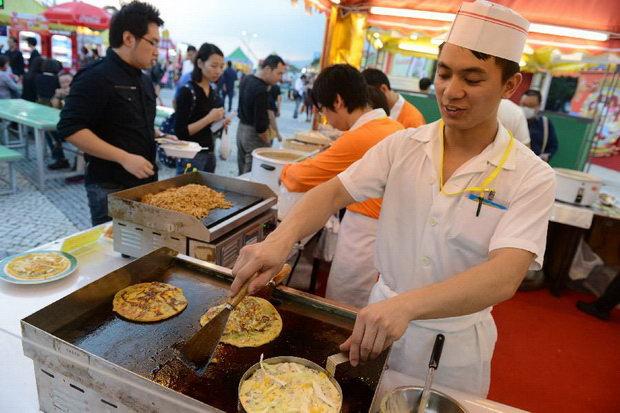 «Гала-ужин – Сенсориальное гастрономическое путешествие» в Макао