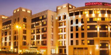 Mövenpick Hotel Mansour Eddahbi & Palais des Congrès Marrakech 5*