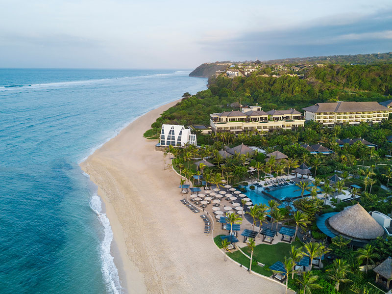 THE RITZ – CARLTON, BALI 5*