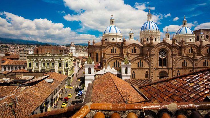 Новый Год в Эквадоре!