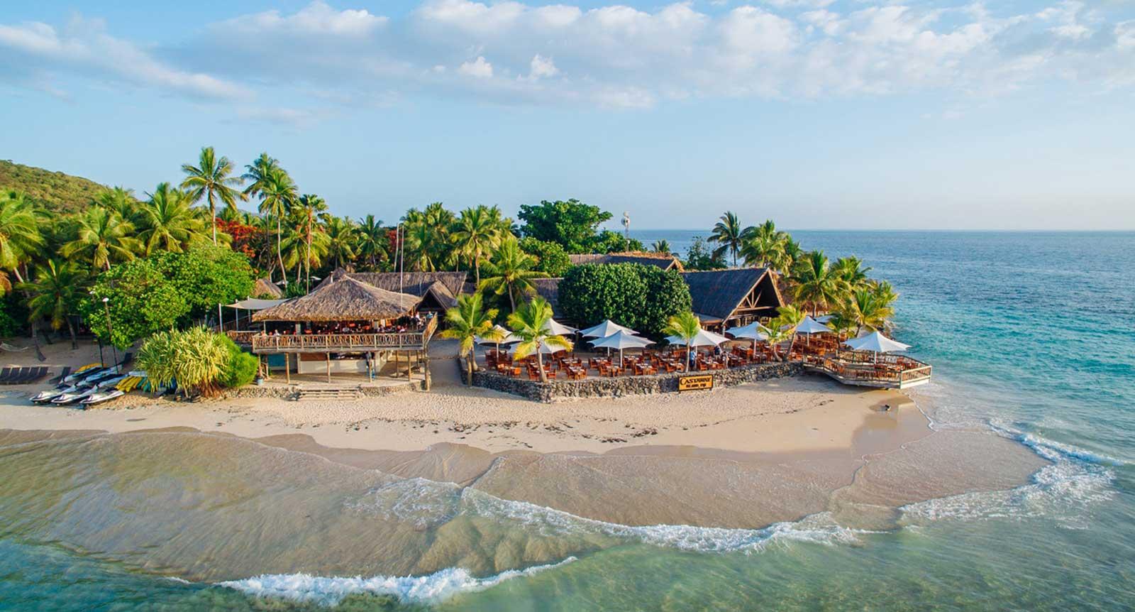 50-летие Фиджийского курорта CASTAWAY ISLAND