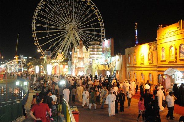 Фестиваль Ид Аль Адха 2016 пройдет в Дубае