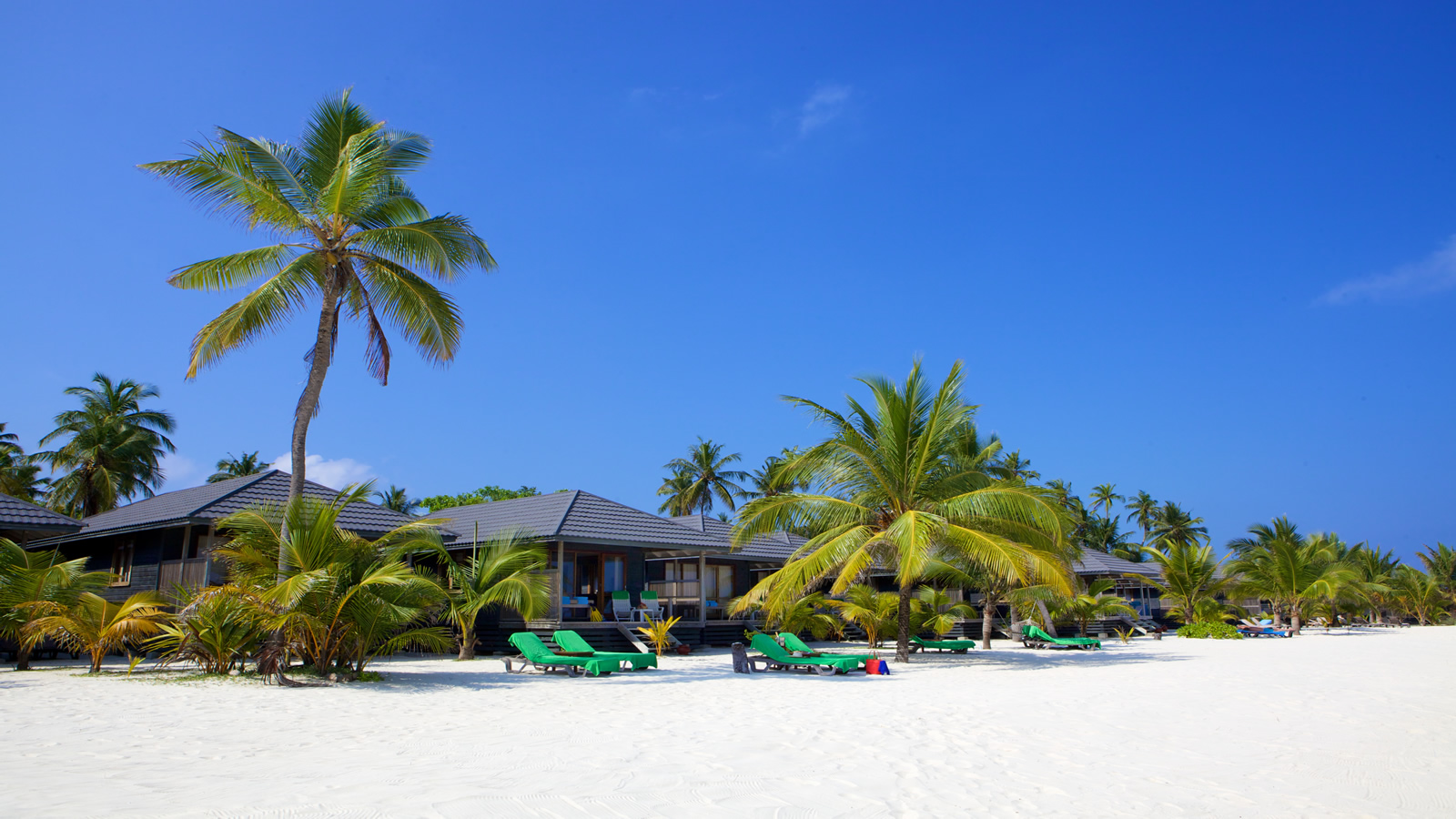 Kuredu Island Resort & Spa 4*