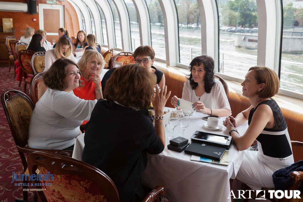Совместный бизнес-завтрак с Jumeirah Group