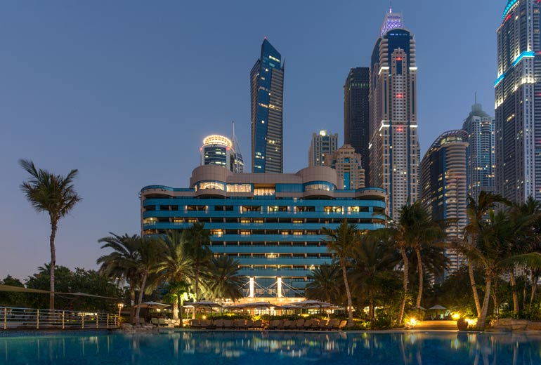 Прекрасная возможность отличного отдыха в отелях The Westin Dubai & Le Meridien Mina Seyahi Beach Resort & Marina.