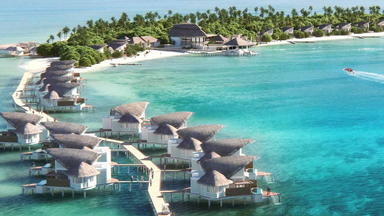 JW Marriott Maldives Resort & Spa 5*