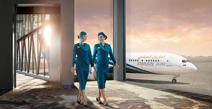 Ешьте сладкое и получайте призы от Oman Air!