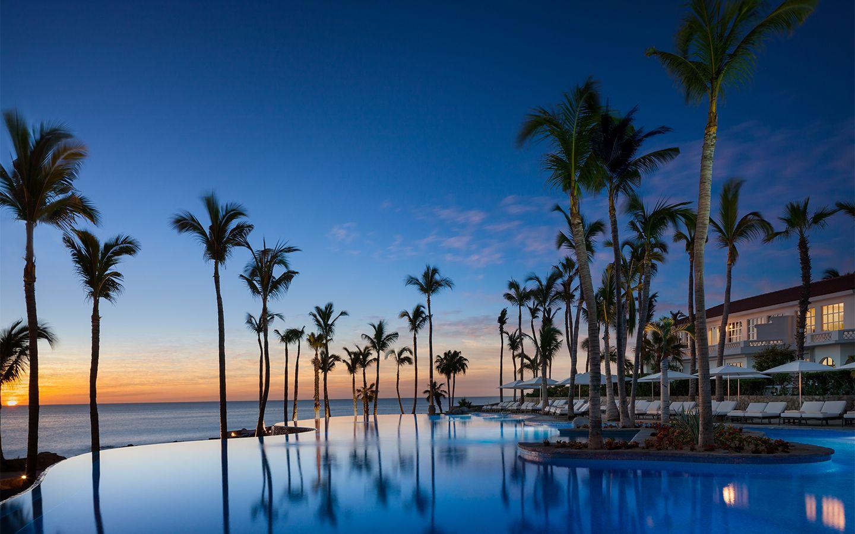 Восхитительный курорт One&Only Palmilla.