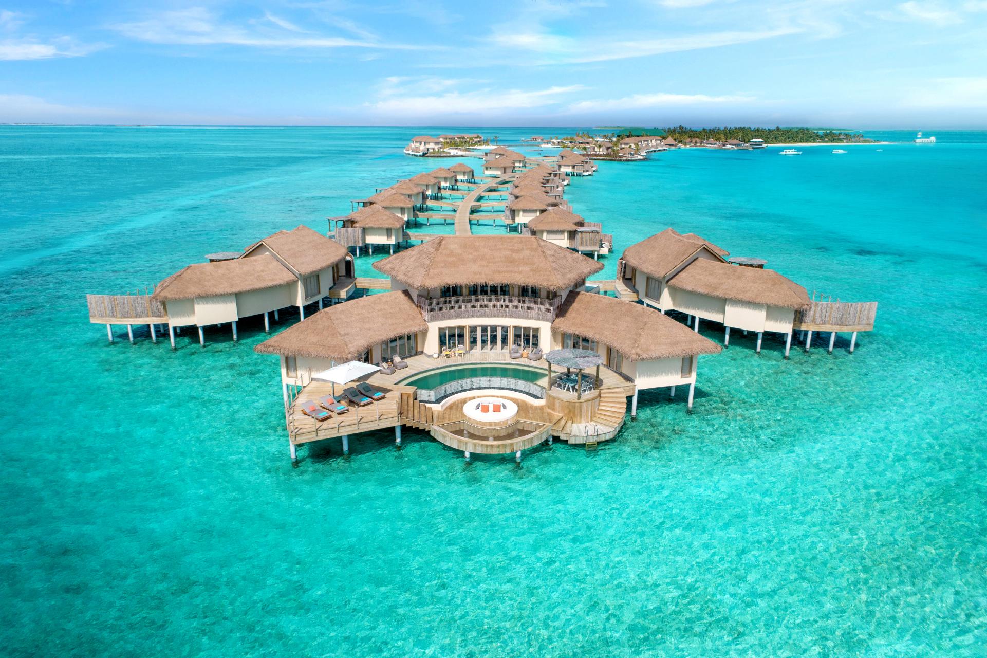 InterContinental Maldives Maamunagau Resort 5*