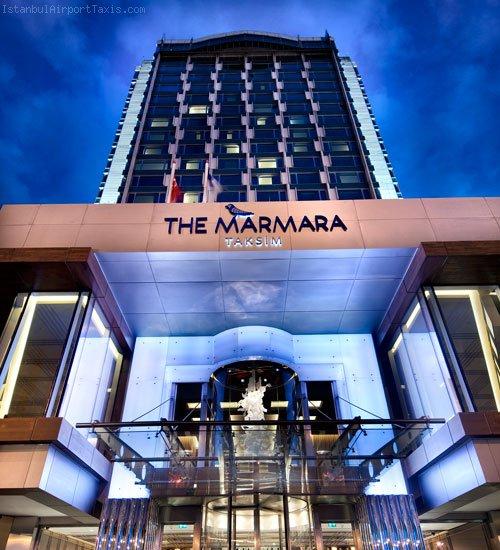 THE MARMARA TAKSIM HOTEL 5*
