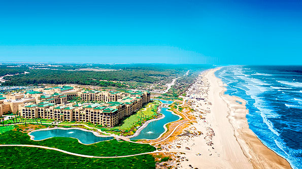 MAZAGAN BEACH & GOLF  RESORT 5* (ОТЕЛЬ)