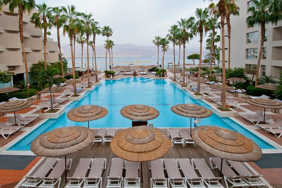 U SUITES (EX.LE MERIDIEN) 5* Fattal Hotels