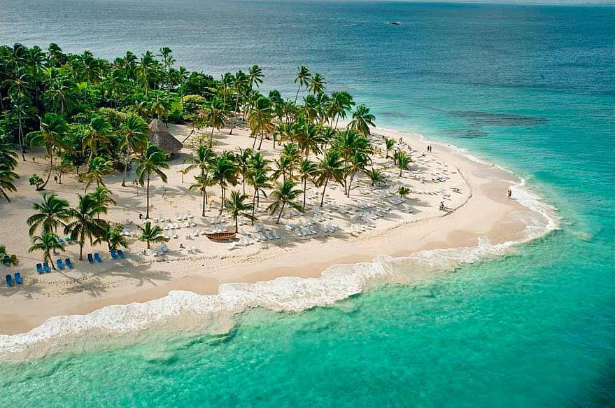 Три доминиканских пляжа названы лучшими на Карибах!