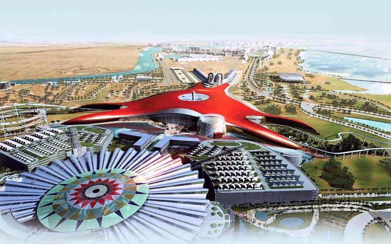 В ноябре в Абу-Даби откроется Yas Mall!