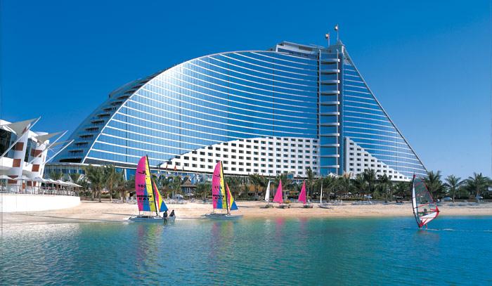 Курорт Jumeirah Beach Hotel ожидает расширение!