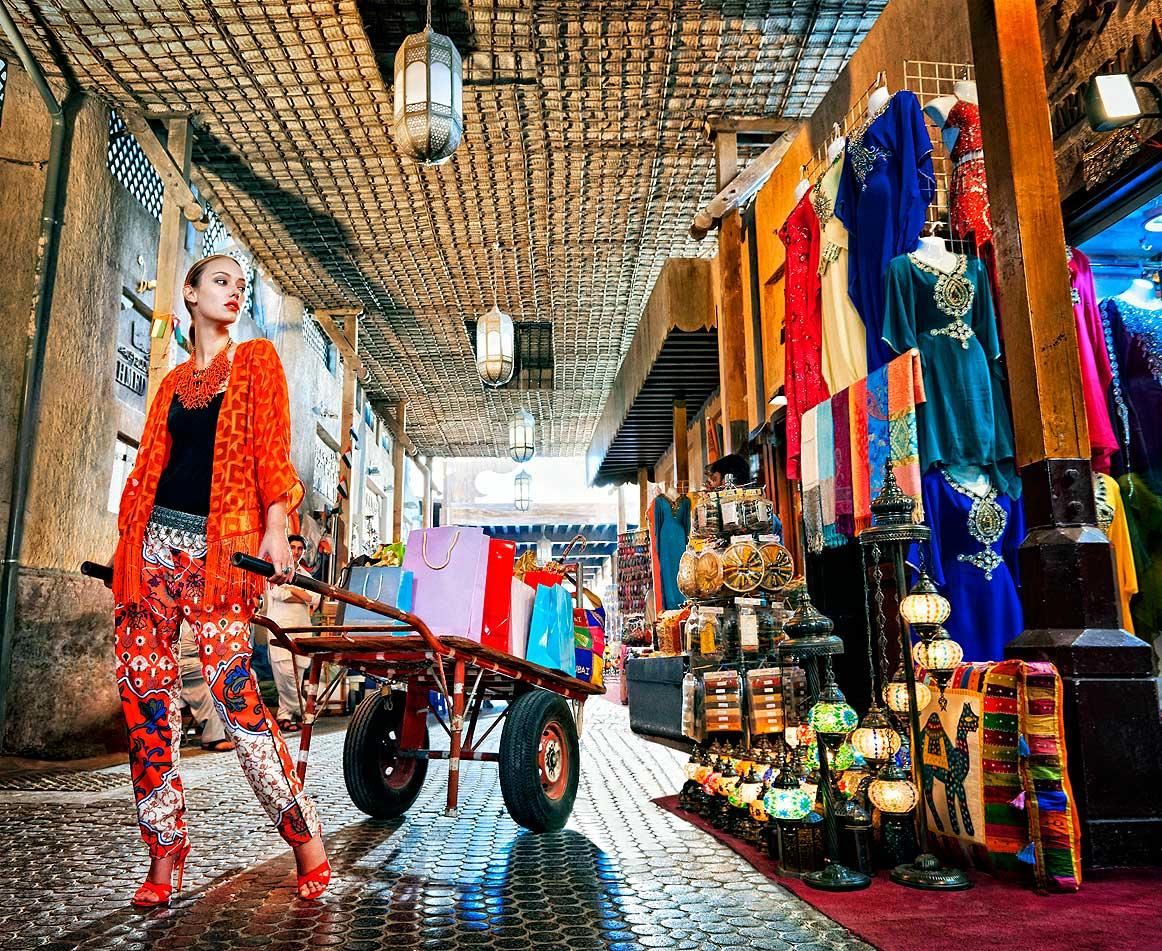 «АРТ-ТУР» приглашает на 21-й Дубайский торговый фестиваль!