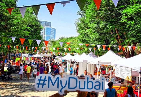 Дубайский торговый Фестиваль в разгаре!