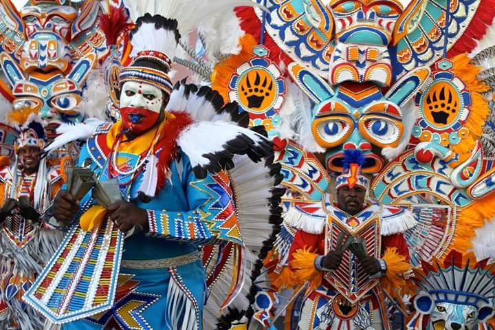 Карнавал Junkanoo на Багамах