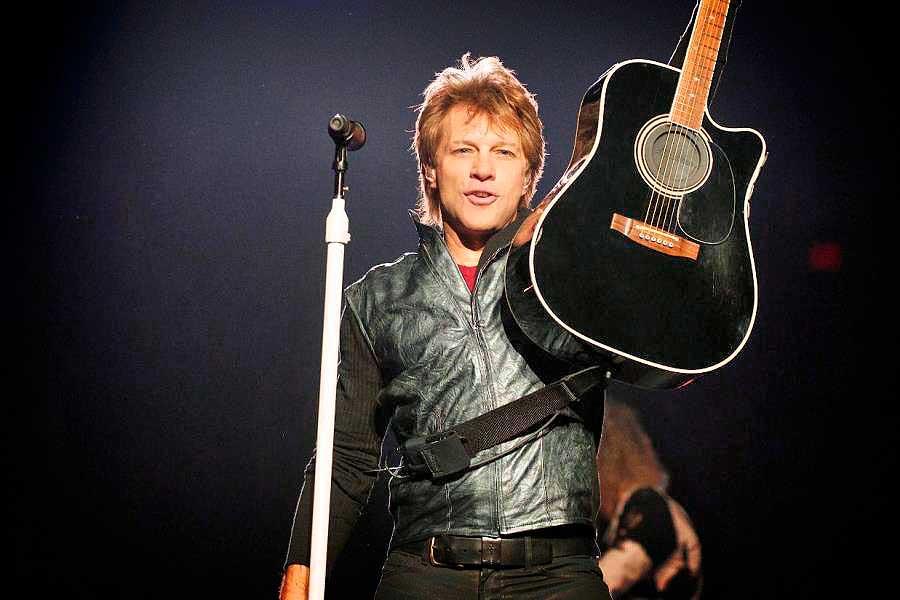 В Абу-Даби состоится концерт группы Bon Jovi!