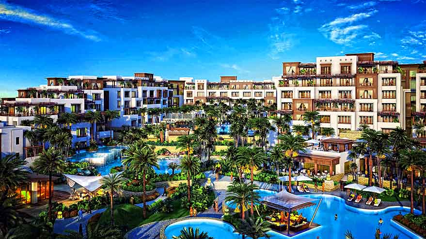 В 2016 году в Madinat Jumeirah откроется отель Jumeirah Al Naseem!