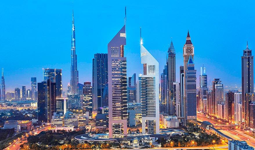 Jumeirah Emirates Towers празднует свое 15-летие!
