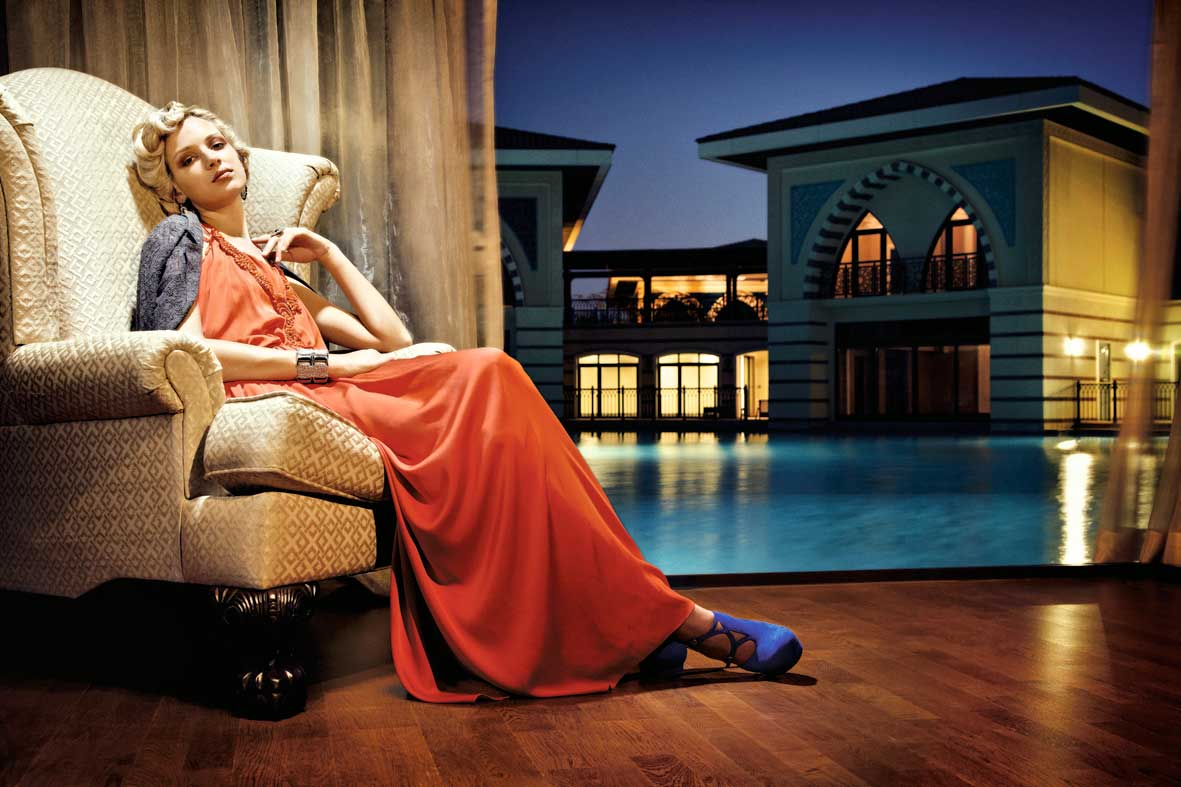 14 дней горячих продаж с Jumeirah Zabeel Saray 5*
