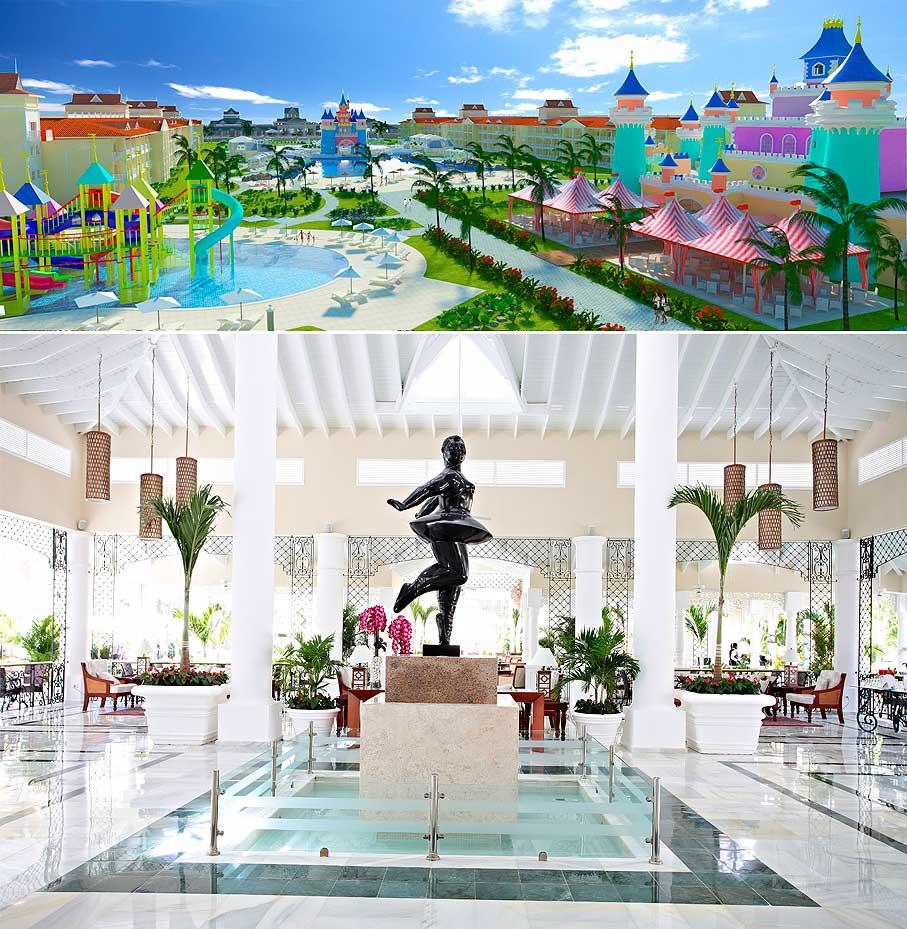 Доминикана. Открытие нового отеля Luxury Bahia Principe Fantasia 5*