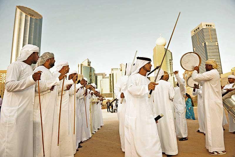 Чем заняться в Абу-Даби в феврале?