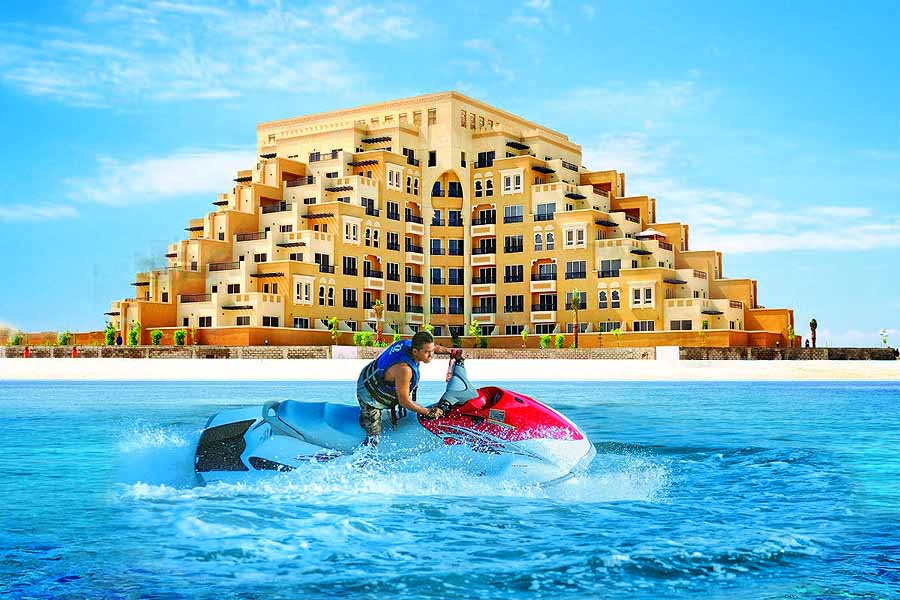 Открытие отеля Rixos Bab Al Bahr в Рас Аль Хайме