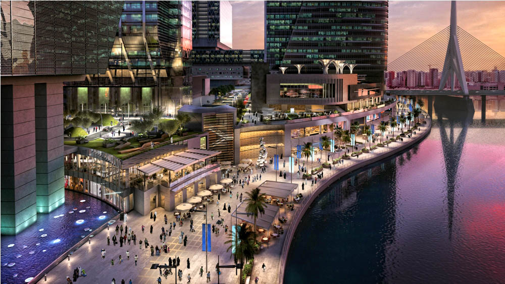 Абу-Даби наращивает возможности шопинга