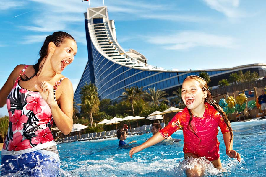 Каникулы в ОАЭ! Лучшее место для роскошного семейного отдыха!