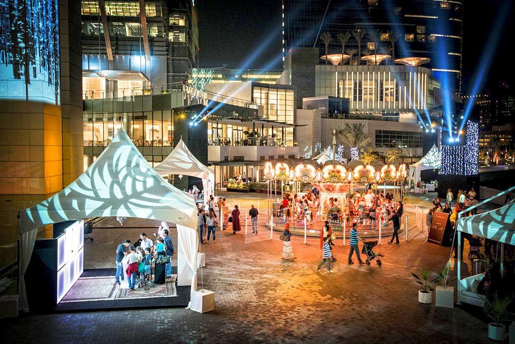 Китайский Новый Год в Абу-Даби