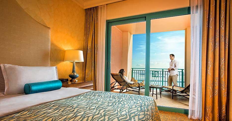 Atlantis, The Palm 5* - комфортный и выгодный семейный отдых!