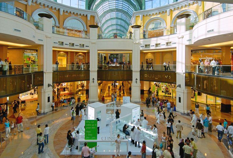 В Дубае построят крупнейший торговый центр в мире!