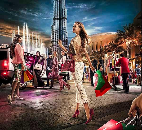 Дубайский торговый фестиваль 2014: лотереи на сумму 100 миллионов дирхам