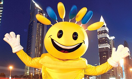 Лето - это Дубай!