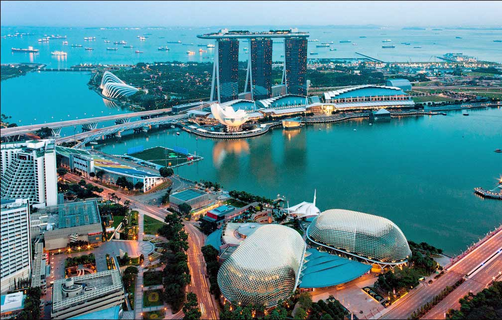 Сингапур возглавил список лучших стран по версии Lonely Planet!