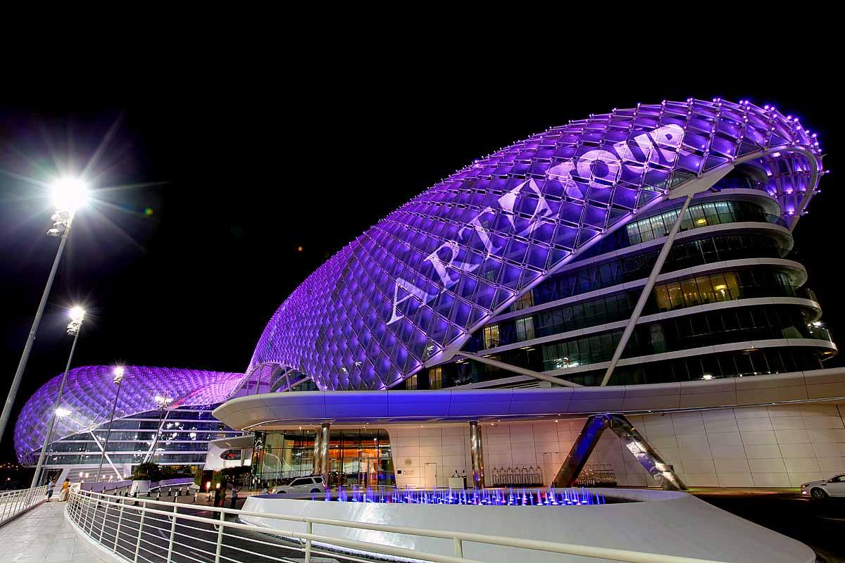 Абу-Даби: MICE на волне адреналина